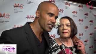 Shemar Moore Champions His Mom And A Cure for MS