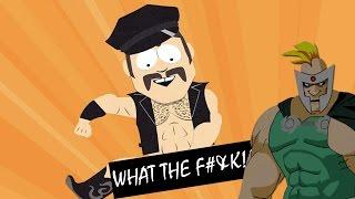 MR. SLAVES SUMMON LEFT ME SPEECHLESS & PROFESSOR CHAOS! | South Park: Stick of Truth