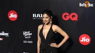 Sapna Pabbi In A Black Dress At GQ Best Dressed Awards 2017 | Bolly2box