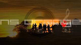 Sunset Lovers - by NsOrange - Virtual Lounge Caffe