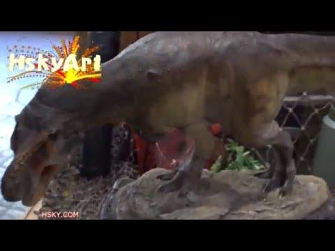 V#280 HSKY Dinosaur Shopping Trip /
