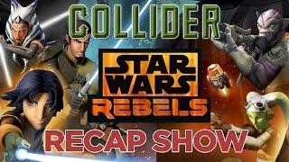 Collider Star Wars Rebels Recap & Review Season 2 Episode 16 - Shroud of Darkness