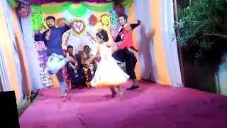 Bhavya dance with dance master's