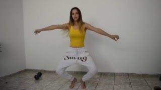 Baile de favela- Coreografia