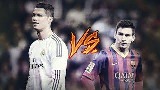 Cristiano Ronaldo vs Lionel Messi ● The Ultimate Battle 2015/2016   HD ►POP Danthology