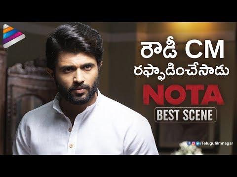 Xxx Mp4 Vijay Deverakonda Powerful Performance NOTA Telugu Movie Best Scene Mehreen AR Murugadoss 3gp Sex
