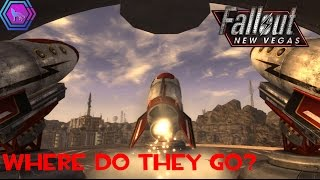 Where do the Rockets go? (A different angle) | Fallout: New Vegas | Come Fly With Me