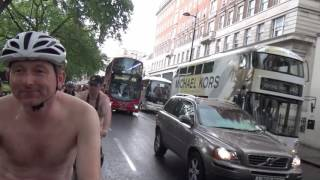 London!s Naked Cycle Ride 2016 11th June Nude2(Full Frontal Nudity)?