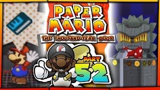 Paper Mario The Thousand Year Door w/ @PKSparkxx! - Part 52 |