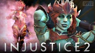 Injustice 2: FULL Poison Ivy Gameplay Walkthrough!