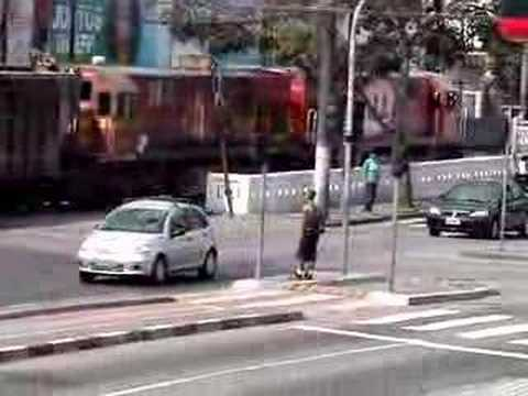 Trem Santos