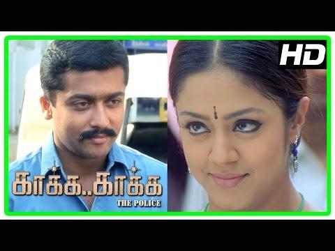 Xxx Mp4 Kaaka Kaaka Movie Scenes Jyothika Apologises To Suriya Gautham Menon Harris Jayaraj 3gp Sex
