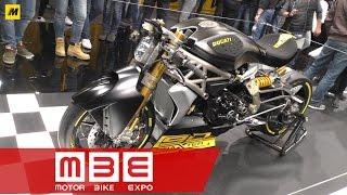 Motor Bike Expo 2016 Ducati XDiavel draXter