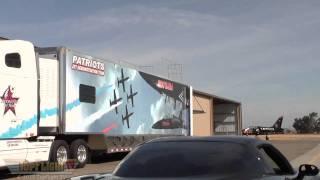 Vette vs. Jet 2010 Intro | Corvette ZR-1 versus Patriot L-39 Jet