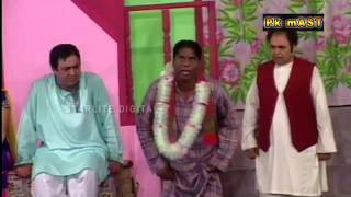 Best Of Amanat Chan and Sohail Ahmed Stage Drama Full Funny Comedy Clip   YouTube