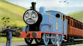 MORE ABOUT THOMAS THE TANK ENGINE BOOK 30 PART 4 'Drip Tank'