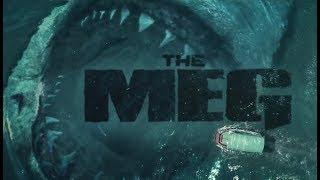 'The Meg' Official Trailer (2018) |  Jason Statham, Rainn Wilson