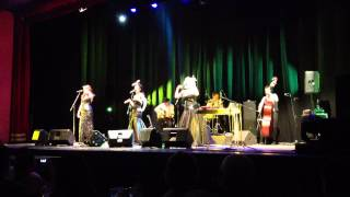 Puppini Sisters - Milan 30/07/2013 - Diamonds are the girl's best friend