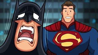 Superman V Batman ( Ft.The Epic Movie Trailer Voice )