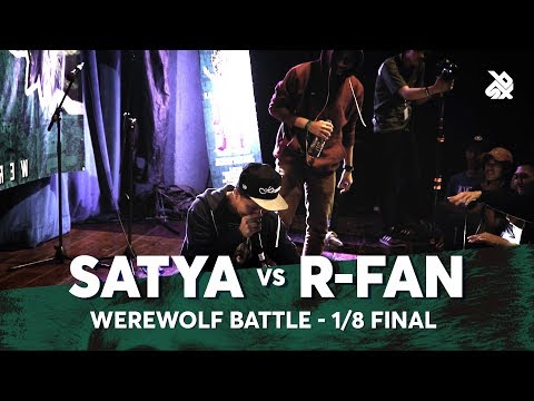 Xxx Mp4 SATYA Vs R FAN Werewolf Beatbox Championship 2018 1 8 Final 3gp Sex