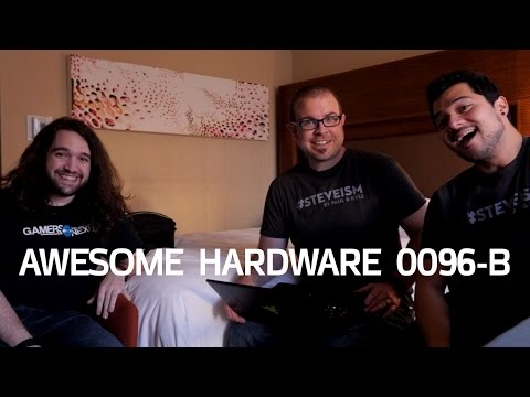 Awesome Hardware 0096 B The Hotel Stream ft. GamersNexus