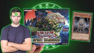 *NEW* BEST YuGiOh Spirit Warriors Booster Box Opening! | Six Samurai Return OH BABY!!