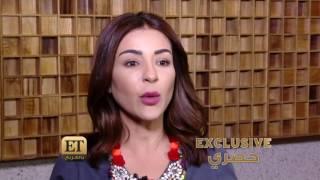 ET بالعربي - كواليس تسجيل نوال الزغبي لأغنية كراميل حصرياً