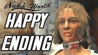 Fallout 4 Nuka World - Happy Ending - Open Season - Kill all Raider Bosses, Set Slaves Free