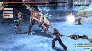 God Eater 2: Rage Burst: Quick Look