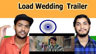 Indian reaction on Load Wedding Trailer | Swaggy d