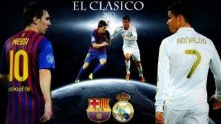 El Clàsico: Barcellona vs. Real Madrid - Fifa 12 Live Commentary HD