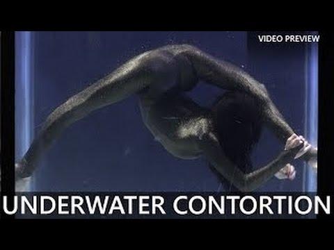 Contortion Flexilady Malina / Underwater