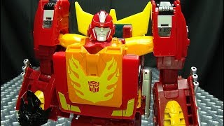 Power of the Primes Leader RODIMUS PRIME: EmGo's Transformers Reviews N' Stuff