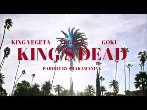 Jay Rock , Kendrick Lamar , Future - King's Dead (Parody) DBZ