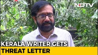 'Convert To Islam Within 6 Months': Malayalam Writer Gets Death Threat