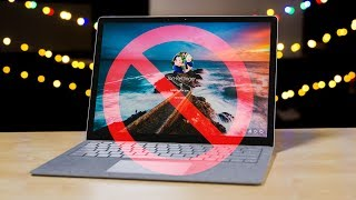 Don't Buy the Surface Laptop