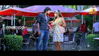 Prabhas & Trisha fighting for dog -  Prabhas Bujjigadu movie comedy scenes