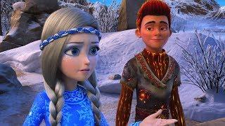 O Reino Gelado: Fogo e Gelo - Trailer dublado (Larissa Manoela, João Guilherme Ávila e João Côrtes)