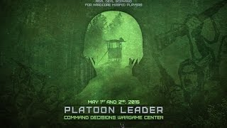 Platoon Leader 2015 Trailer