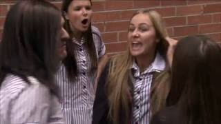 Ja'mie: Private School Girl - Girl Fight