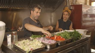 From Turkey to Iran: (re)inventing kebab