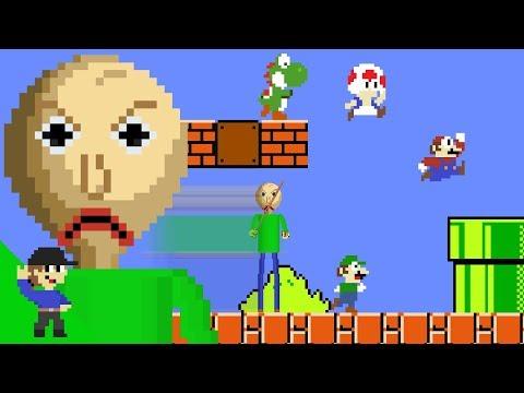 Xxx Mp4 Baldi Would Be OP In Super Mario Bros 3gp Sex