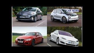Car news l Best low emissions green cars 2018