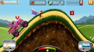 Angry Gran Racing / Drive Jump Car / Children / Baby / Android Gameplay Video