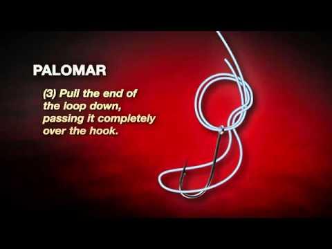 Palomar Knot - Berkley Educational Video