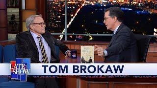 Tom Brokaw: We've Got Rough Waters Ahead Of Us