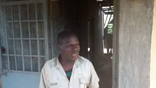 The Kisii man in love of Tinga (Raila Baba) in heart
