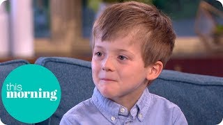 The Five-Year-Old Hero Who Saved His Brother From Choking | This Morning
