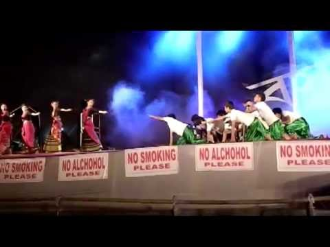 ASSAMESSE DANCE BY ROYAL DANCE ACADEMY, DULIAJAN ..ASSAM.. VIDEO BY ; PRAKASH RAI 2013