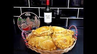 Receta de empanadas Chilenas (facil)